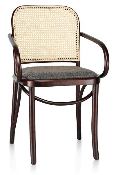 Thonet No:912 Ahşap Hazeranlı Minderli Sandalye