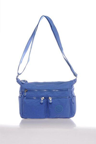 Smb3065-0031 Mavi Kadın Çapraz Çanta