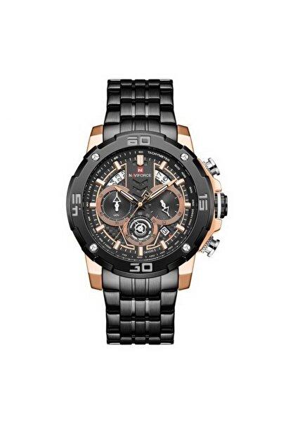 Spor Ve Şık Kullanıma Uygun Kronometreli Erkek Kol Saati