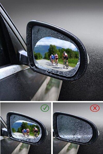 Oto Dış Ayna Yağmur Tutmaz Kaydırıcı Film 2 Adet (Sağ/sol)