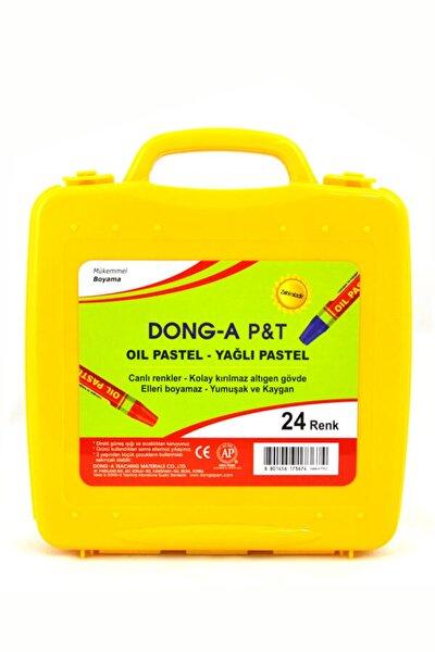 Donga 24 Renk Pastel Boya Prof.çantalı 262124