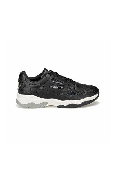 GRACE PU 9PR Siyah Kadın Kalın Taban Sneaker Spor Ayakkabı 100415560