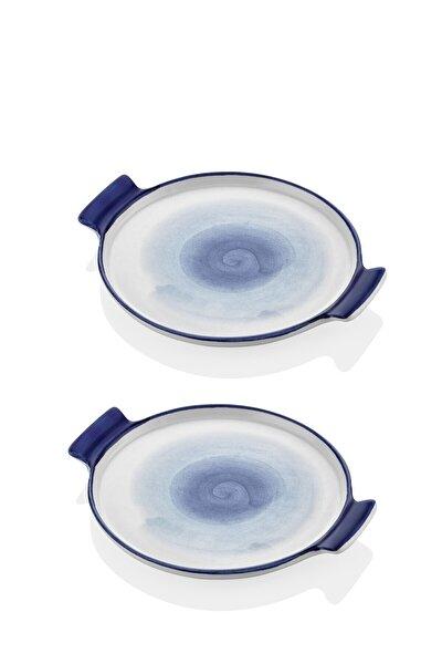 Azul 2li Pasta Sunum Tabağı 21 Cm