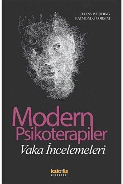 Modern Psikoterapiler - Vaka Incelemeleri