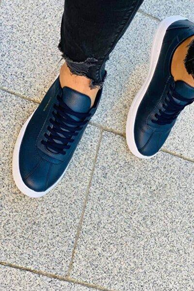 Ch Ch063 Bt Erkek Ayakkabı Lacivert