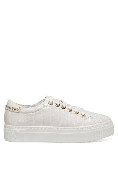 ANDY Beyaz Kadın Sneaker Ayakkabı 100525923