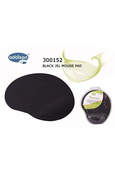 300152 Bileklikli Mouse Pad (Siyah)