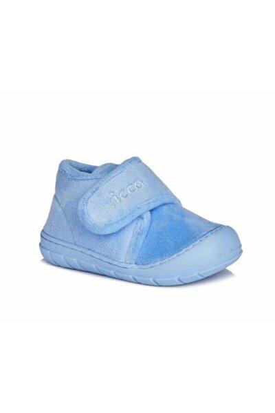 Erkek Bebek Mavi Color 19k.446 Ortapedik Ev Kreş Çocuk Pandufu