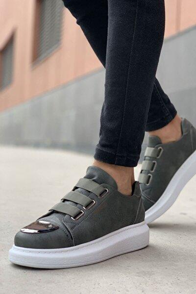 Ch Ch251 Bt Erkek Ayakkabı Antrasit