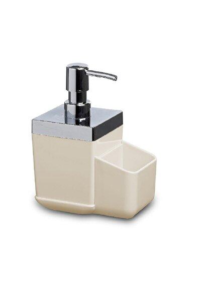Toskana Mutfak Sıvı Sabunluk-bej