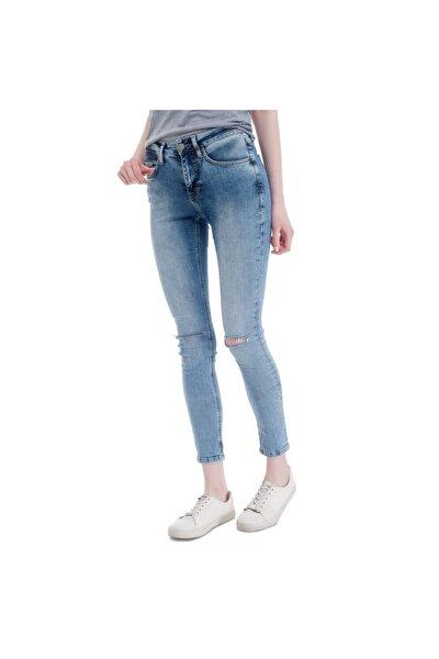 Sissy Jeggins Kadın Jean Pantolon Mavi