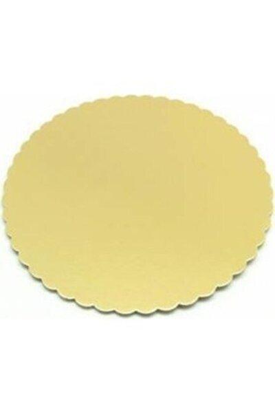 Pasta Altlığı Gold Mendil 28 Cm 25 Adet