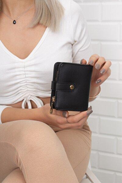 Moda Kadın Minimal Cüzdan Kartlık (12,5x10 cm)