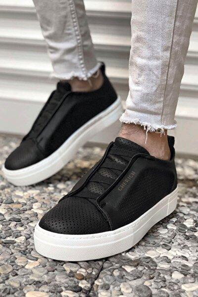 Ch Ch011 Bt Erkek Ayakkabı Siyah