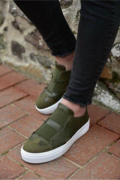 Ch Ch033 Bt Erkek Ayakkabı Haki