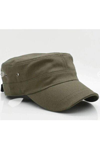 Haki Yeşil Castro Şapka Kep Avcı Model