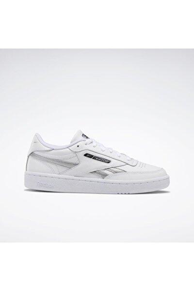 Eh1516 Club C Kadın Beyaz Günlük Spor Ayakkabı