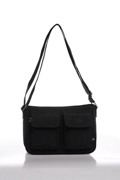 Smbk1177-0001 Siyah Kadın Çapraz Çanta