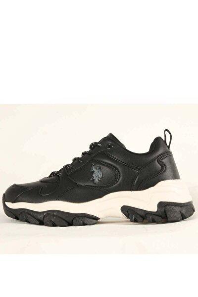 Kadın S,iyah  Tracky Günlük Spor Ayakkabı 100551450