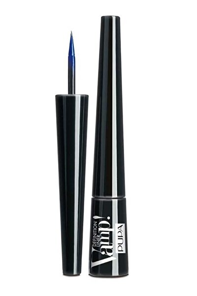 Eyeliner - Vamp Definition Liner Matte Deep Blue