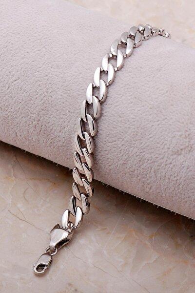 Gurmet Gümüş Zincir Bileklik 3474