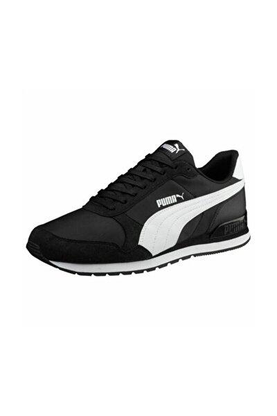 ST RUNNER V2 NL Siyah Erkek Sneaker Ayakkabı 100480281