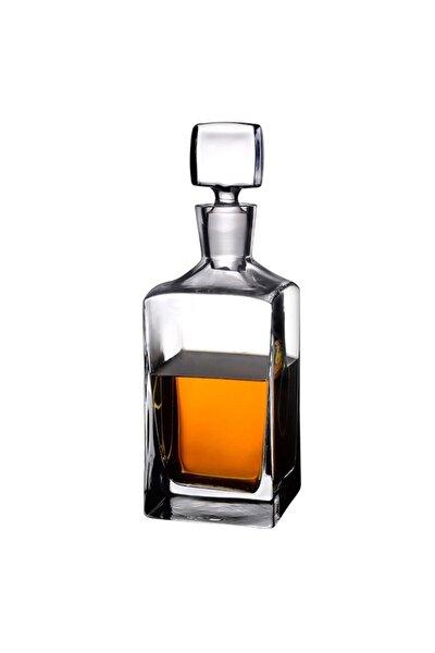 Nude Square Viski Şişesi / Karafı 1 Adet