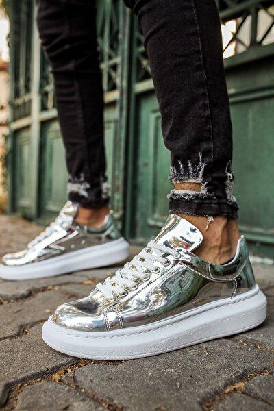 Ch260 Bt Erkek Ayakkabı Gümüş
