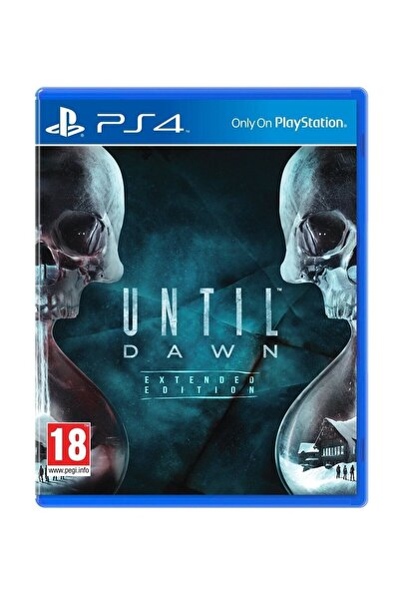 Until Dawn Extended Edition  - Türkçe Altyazı Ps4 Oyun