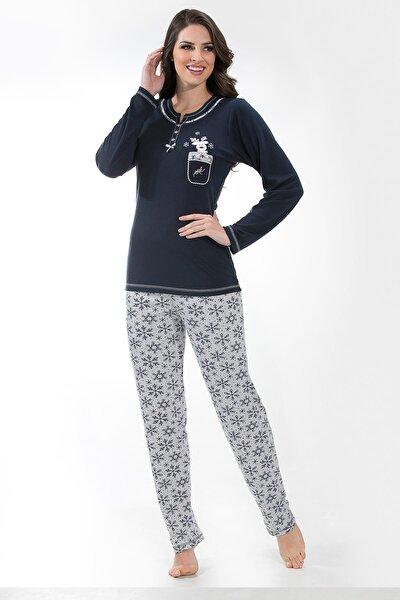 Pamuklu Pijama Takımı / 98154