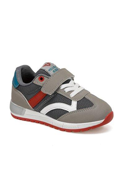 GORGO Gri Erkek Çocuk Spor Ayakkabı 100514947