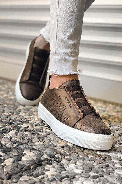 Ch Ch011 Bt Erkek Ayakkabı Kahve