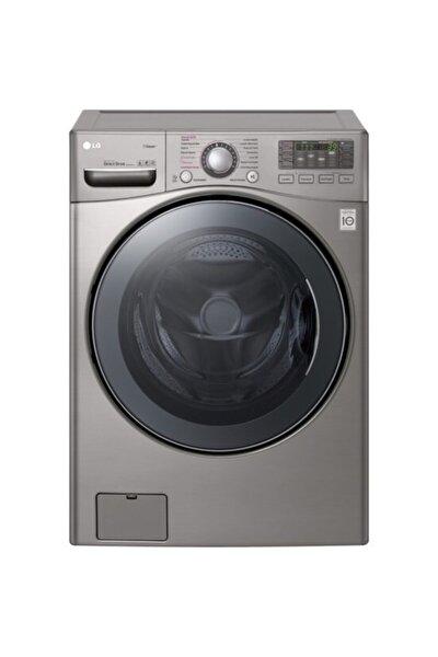 F2K2CHK2T 1100 Devir Gri 17 kg /10 kg Kurutmalı Çamaşır Makinesi
