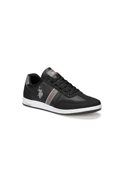 Kares Wt 9pr Siyah Erkek Sneaker Ayakkabı