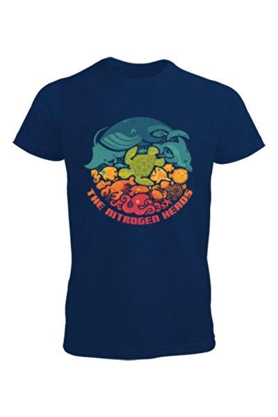 Sd-62 Deniz Canlıları Erkek Tişört