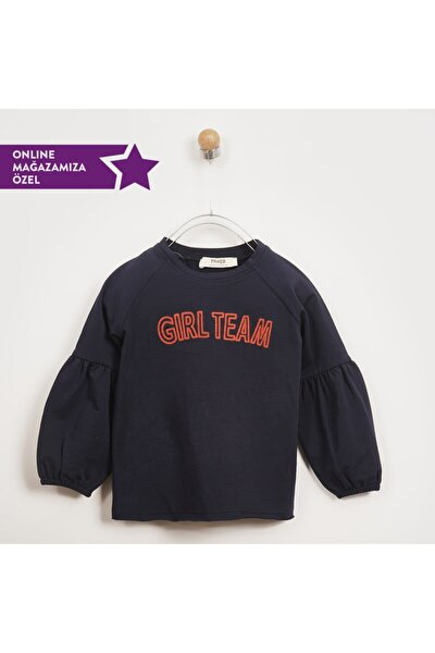 Kız Çocuk Sweatshirt 2021gk08068