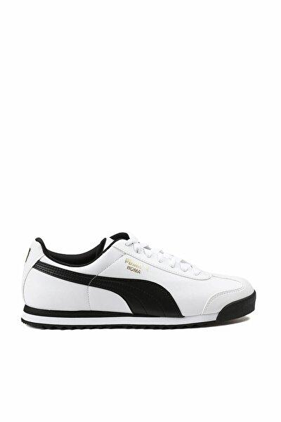 Erkek Beyaz Roma Basic Günlük Spor Ayakkabı 353572-04