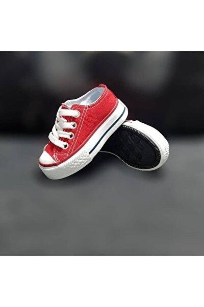 Converse Kırmızı Çocuk Ayakkabısı