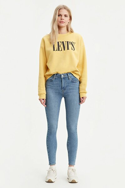 Levis Bayan Jean Pantolon 720 High Rise Super Skinny 52797-0124
