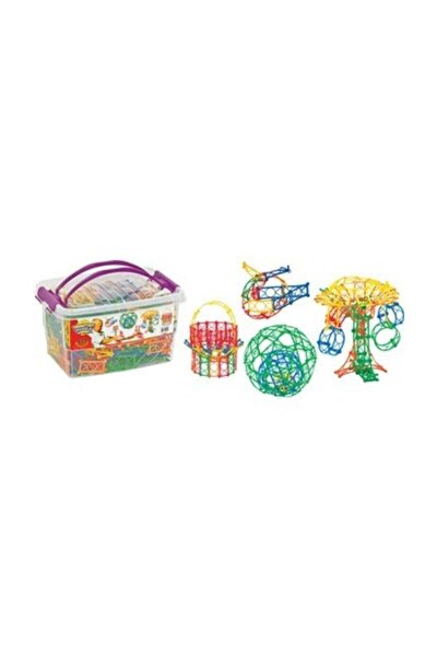 Puzzle Minyatür Box Eğitici Şekiller 480 Parça /