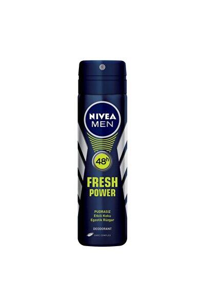 Sprey Fresh Power Deodorant Erkek 150ml