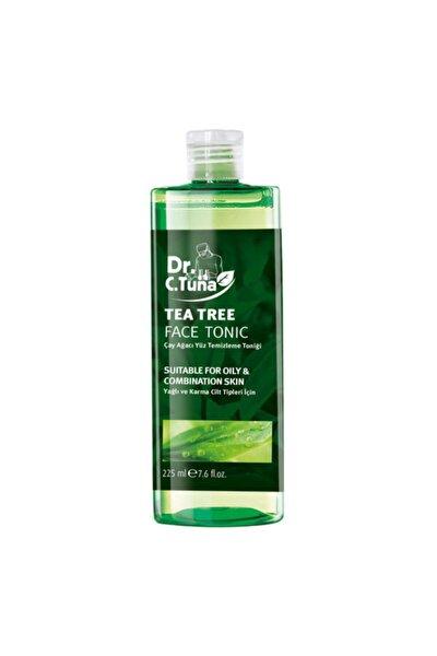 Dr.c.tuna Çay Ağacı Yağlı Yüz Temizleme Toniği 225 ml