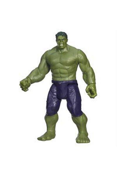 Avengers Işıklı Union Legend Hulk Figür