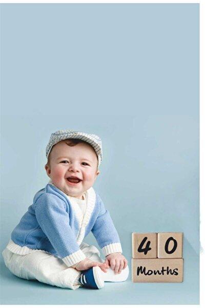 Anne Bebek Ahşap Çekim Ve Dekor Anı Küpleri 3 Lü Kombin