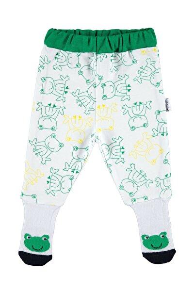 Bebek Çoraptolon 3-12 Ay Yeşil