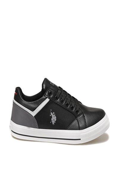 U.s.polo Ponk 100555085 Bagcıklı Erkek Gunluk Ayakkabı