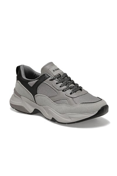 VUZGO Gri Erkek Sneaker Ayakkabı 100541439