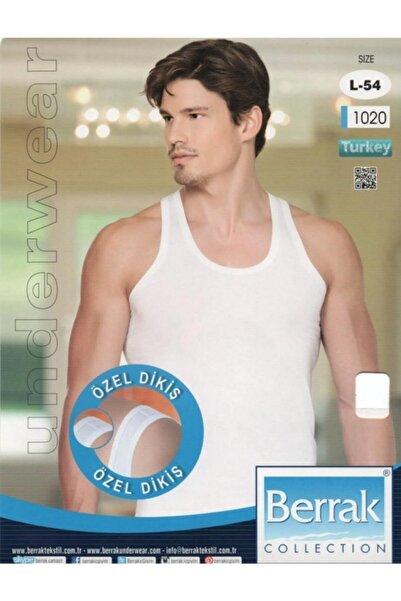 1020 Formalı Erkek 4'lu Paket Özel Dikişli Atlet