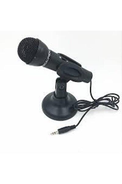 Yw 30 Masaüstü Mikrofon Stantlı 3.5 Mm Jack Youtuber Karaoke