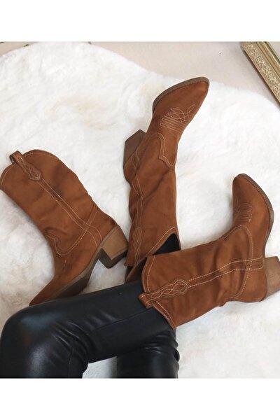 Kovboy Uzun Çizme